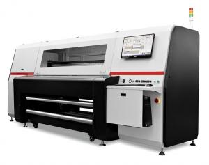 China High Speed Digital Flatbed Inkjet Printer For Textile on sale