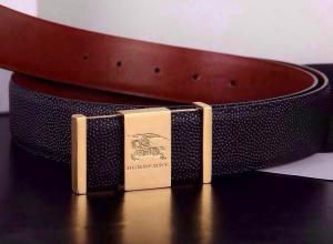 China Fashion Mens Business Burberry Belts Luxury Ceinture Automatic Buckle Genuine Leather Belts For Men Waist Belt on sale