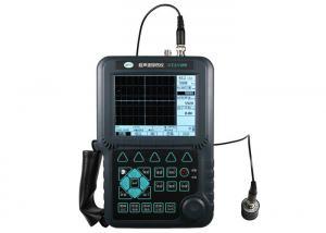 China Portable Full Digital Ultrasonic Flaw Detector Machine Unique In Design on sale