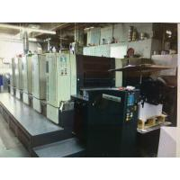 ROLAND 504 + LX (2009) Sheet fed offset printing press machine