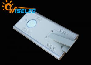 China 15W Motion Sensor Solar LED Street Light , Solar Powered LED Parking Lot Lights  on sale