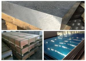 China 5086 Marine Grade Aluminum Plate H111 For Ship Side Deck Good Weldability on sale