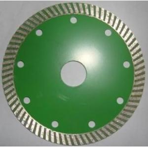 China 150mm Diamond turbo saw blade for agglomerated stone/marble/granite on sale