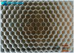 Traffic Tools Honeycomb Structure , Honeycomb Material With Different Specification