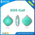 China Small sim card kids gps tracker with monitoring call geo fence alarm realtime tracking functions wholesale