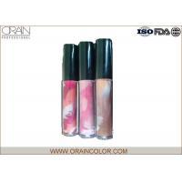 Pretty Girl Moisturizing Cosmetics Lip Gloss in Painting Bottle for Lip makeup
