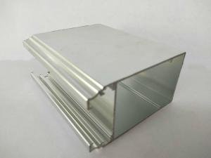 China Highly Glossy Polished Aluminium Profiles / Precision Aluminum Die Casting Parts on sale