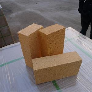China SK34 SK36 SK38 Pizza Oven Fireclay Brick , Alumina Fire Resistant Bricks on sale