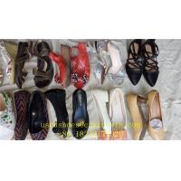 Fashion /new style woman used shoes    used shoes old clothing second hand bags