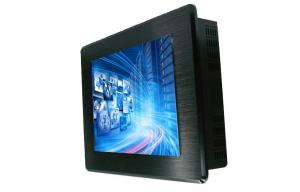 China Sun View IP65 8.4''Industry Touch Screen Panel PC Intel Atom N270 For Outdoor on sale