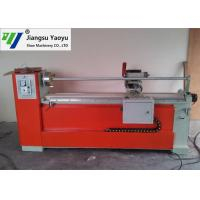 Automatic Splitting Fabric Roll Cutting Machine 380V/220V For Cotton / Tent Cloth