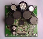 цифровой стерео модуль аудио усилителя 50В