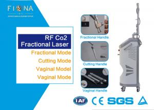 China Strech Mark Removel Co2 Fractional Laser Machine With 40W Rf Tube Easy Operation on sale