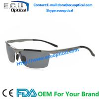 Hot selling aluminum magnesium material outdoors sunglasses polarized eyewear for men china wholesale