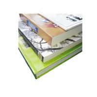 Full Color Soft Cover Matt Paper Book Printing Services For Book Publishing