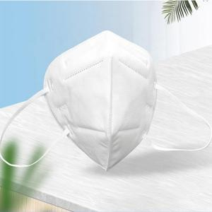 China Anti Dust KN95 Masks , Anti Pollution Dust Proof Face Masks For Virus Protection on sale