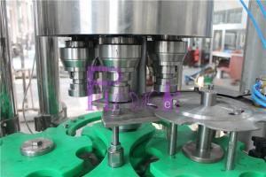 China Touch Rotary Juice Filling Machine 18 Heads 4.5KW Stainless Steel on sale