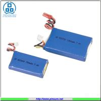 Li-polymer battery pack 7.4V 1300mAh for RC toy