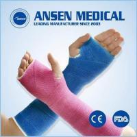 CE FDA approved factory price orthopedic fiberglass casting tape