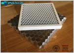 High Loading Honeycomb Core , High Rigidity Aluminium Honeycomb Structure