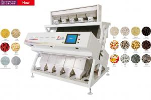China CCD Color Classification Machine For Broken Glass Of 3.0KW Voltage AC220V/50HZ on sale