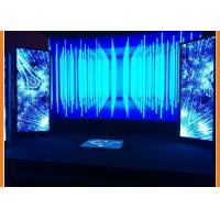 Indoor Led Rental Display Board Stage P4.81mm With Super Thin Aluminium Panel