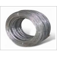 China hot dipped galvanized steel wire on sale