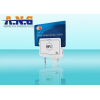 Android, Iphone Device Rfid Long Range Reader 10mA Supply Current Rfid Reader