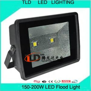 China IP65 200w Outdoor Led Flood Lights Aluminum For Storage Room Lighting on sale