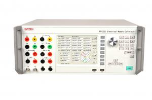 China Automatic 7 Touch Screen Electrical Calibrators For Analog / Digital Meter on sale