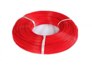 China Teflon Coated Twisted Pair Wire FEP Braid Shielding For Electric Machine on sale