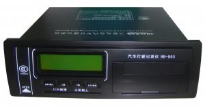 China Integration Structure Design Digital Tachograph IP65 With DCR on sale
