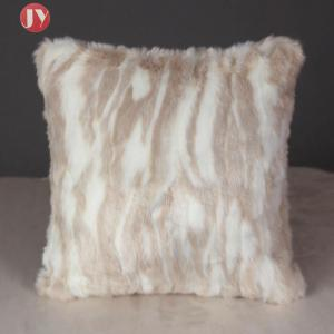 China Faux Fur Pillow cover pillowcase 18inch*18inch decorative arificial fur throw cushion cover for sofa bedroom car on sale