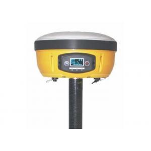 Le récepteur des canaux RTK de G9 GNSS 372 avec le logiciel d'e-enquête reçoivent des singals de GPS/GLONASS/GALILEO/Beidou