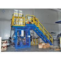 China boiler Tube Finning Machine , Single Fin Tube Welding Machine on sale