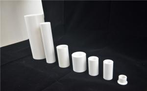 China High Strength Zirconium Oxide Ceramic Tube Industrial Use For Metering Pump on sale