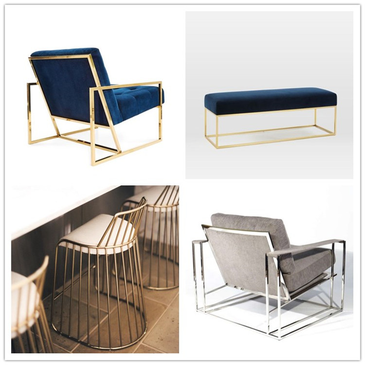 modern furniture brushed stainless steel metal coffee table and rh stainless plate com sell everychina com