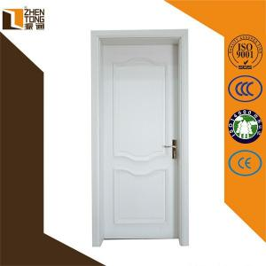 China solid wood frame/architrave custom solid wood bedroom door on sale
