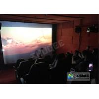 China Attraction Of Virtual Reality 5D Movie Theater Has A Large Selection Of Equipment on sale