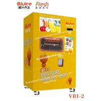 commercial juicer machine for sale orange maker fresh orange juice vending machine price with automatic cleaning system