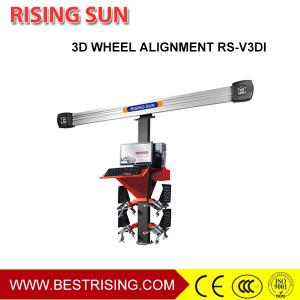 China Car wheel balancing and alignment equipment for garage on sale