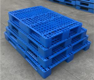 Quality 12001000150 Mm Jiangsu China Stack Able Plastic Pallet With 6