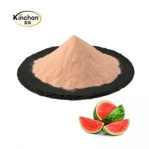 China Natural Watermelon Powder 100% Purity Organic Fruit Juice Powder Healthy 40-120 Mesh on sale