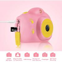 China Multiple Functions Rechargeable Digital Camera , Toy Video Camera 2.4 Inch IPS Screen on sale