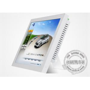 China 17inch high definition touch screen lcd monitors with real color panel multi function on sale