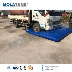 Molatank PVC Portable folded grey water tank foldable water