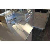 Sheet Metal Enclosure Fabrication , Sheet Metal Precision For Kitchen Cabinet
