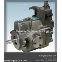 HYDRAULIC PISTON PUMP YUKEN SERIES: A16/37/45/56/70/90/145