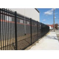 1800mm 2100mm 2400mm High x 2400mm Wide Steel Fence Used For Road