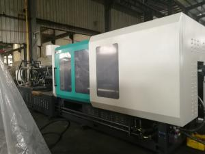 China 12 Bottle Beer Plastic Injection Molding Machine With 55kw Motor Power on sale